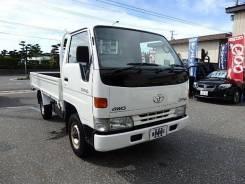 Toyota Dyna. бортовой, 3L, 4вд, 2 800 куб. см., 1 500 кг. Под заказ