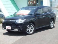 Mitsubishi Outlander. автомат, 4wd, 2.4, бензин, б/п. Под заказ