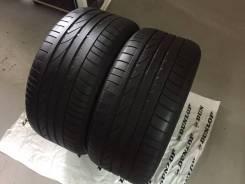 Bridgestone Potenza RE050A II. Летние, износ: 20%, 2 шт