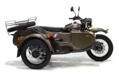 Урал Gear-Up. 745 куб. см., исправен, птс, без пробега. Под заказ