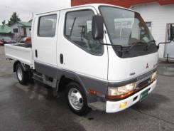 Mitsubishi Canter. 4WD, 2х кабинник, дизельный, рама FD501, двиг. 4M40, 2 800куб. см., 1 250кг. Под заказ