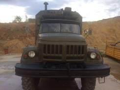 ЗИЛ 131. Зил 131 фургон с консервации., 6 000куб. см., 11 625кг.