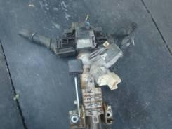 Блок подрулевых переключателей. Toyota Mark X, GRX120 Двигатель 4GRFSE