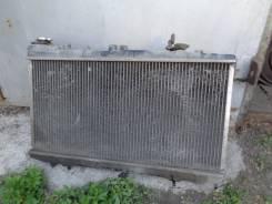 Радиатор охлаждения двигателя. Nissan Sunny, FNB13 Двигатели: GA15DS, GA15E, GA15S, GA15DE