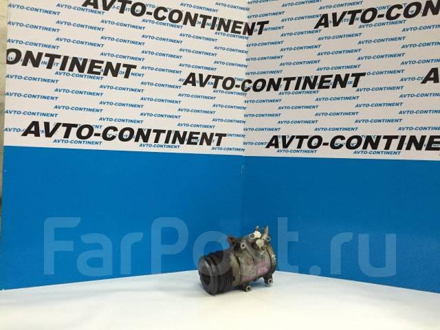 Компрессор кондиционера. Mitsubishi Chariot Grandis, N94W Двигатель 4G64