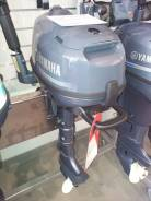 Yamaha. 5,00л.с., 4-тактный, бензиновый, нога S (381 мм), Год: 2017 год