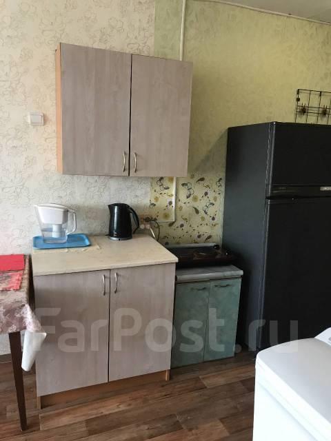 Гостинка, улица Сельская 8. Баляева, 24кв.м. Кухня