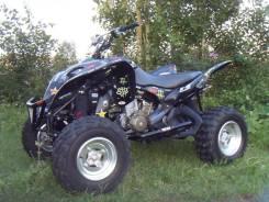Honda TRX 700. исправен, есть птс, с пробегом