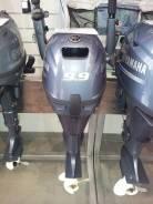 Yamaha. 9,90л.с., 4-тактный, бензиновый, нога S (381 мм), Год: 2017 год