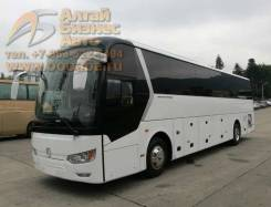Golden Dragon XML6126. Автобус турист Golden Dragon XML 6126JR 3.7, 51 место, 2017 г., 8 900 куб. см., 49 мест