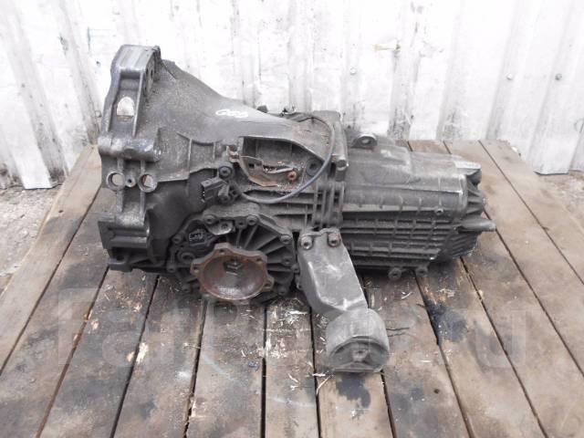 МКПП. Volkswagen Passat Skoda Superb Audi A4, B5, B6 Audi A6, C5 Двигатель AWX