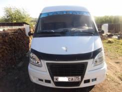 ГАЗ 2705. Продам газель цельнометаллический фургон в отличном состоянии, 2 500 куб. см., 1 500 кг.