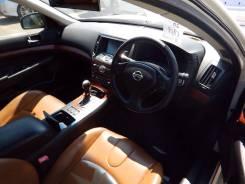 Подогрев сидений. Nissan Skyline, PV36, V36, NV36
