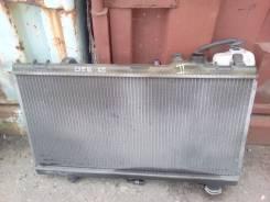 Радиатор охлаждения двигателя. Toyota Raum, EXZ10 Двигатель 5EFE