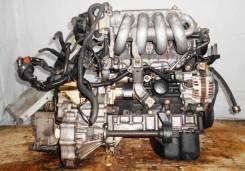 Двигатель в сборе. Mazda Familia S-Wagon Mazda Familia Двигатель ZL