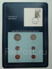 Тринидад и Тобаго набор монет из серии Coin Sets of All Nations.