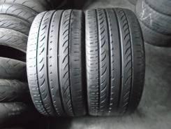 Pirelli P Zero Nero. Летние, 2015 год, износ: 20%, 2 шт