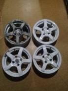 Литые диски. 5.5x13, 4x114.30, ЦО 66,1мм.