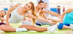 Фитнес для взрослых