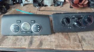 Кронштейн климат-контроля. Nissan Tiida, C11, C11X Двигатель HR15DE
