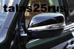 Накладка на зеркало. Lexus LX570, URJ201, URJ201W