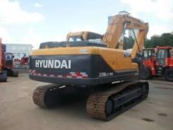 Hyundai R220LC. Экскаватор гусеничный -9S б/у (2012 г., 5230 м. ч. ), 1,00куб. м.