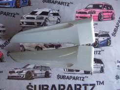 Клык бампера. Subaru Legacy, BP5, BPE Двигатели: EJ30D, EJ20X, EJ20Y, EJ204