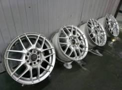 K-Racing. 6.0x15, 5x100.00, 5x114.30, ET38, ЦО 57,1мм.