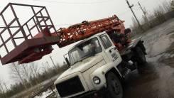 ГАЗ 3307. Продаётся Автовышка , 17 м.