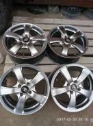 RS Wheels. 6.0x15, 4x100.00, ET35, ЦО 67,0мм.