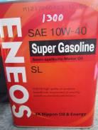 Eneos. Вязкость 10W-40, полусинтетическое