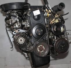 Двигатель в сборе. Mazda Revue Двигатель B5MI
