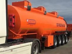 ПТС 4. SF4332 (32м3, 4 отс., 4-х осный, нагрузка на тележку 26 тонн), 32,00куб. м.