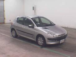 Peugeot 206. KFV