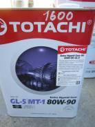 Totachi. Вязкость 80W-90, полусинтетическое