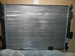 Радиатор охлаждения двигателя. Nissan Dualis, J10 Nissan Qashqai, J10E Двигатель MR20DE