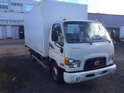 Hyundai HD78. HD-78 DLX+ABS + фургон сэндвич 50 мм (5,2х2,2х2,2) НАЗ, 4 300 куб. см., 5 000 кг.