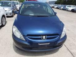 Peugeot 307. NFU