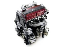 Двигатель в сборе. Mitsubishi: Sigma, Pajero Evolution, Challenger, Grandis, Chariot, Emeraude, Pajero Sport, Pajero, Lancer, eK Space, L200, ek Custo...