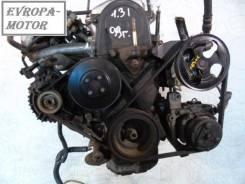 Двигатель (ДВС) на Mitsubishi Space Star 1999 г. 1.3 л.