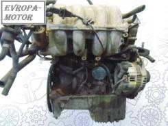 Двигатель (ДВС) на KIA Shuma 1999 г. объем 1.5 л.