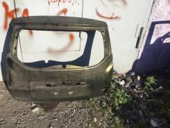 Дверь багажника. Renault Duster Двигатели: F4R, K4M, K9K