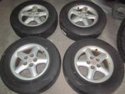 Nissan. 6.5x15, 5x114.30, ET40, ЦО 66,1мм.