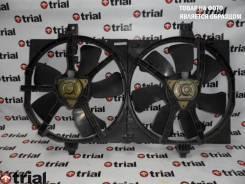 Диффузор радиатора Nissan,Nissan Sunny,Bluebird Sylphy,AD,Wingroad,Primera