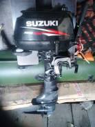 Suzuki. 5,00л.с., 4х тактный, бензин, Год: 2014 год