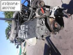 Двигатель (ДВС) на Skoda Octavia (A4 1U-) 2000 г.  объем 2.0 л.