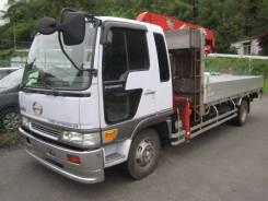 Hino Ranger. 1997г без птс, 8 000 куб. см., 3-5 т
