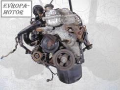 Двигатель в сборе. Toyota Yaris Двигатель 1SZFE