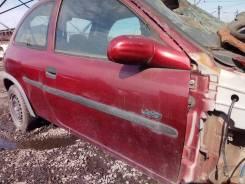 Стекло боковое. Opel Vita