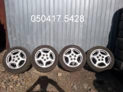 Nissan. 7.5x16, 5x114.30, ET45